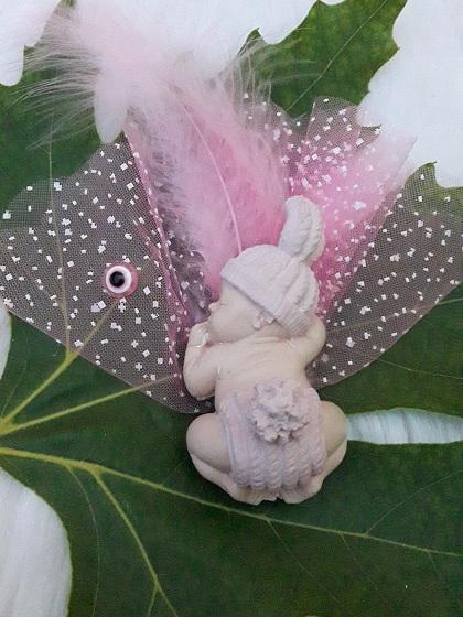 Kokulu Taş Tavşan Bebek